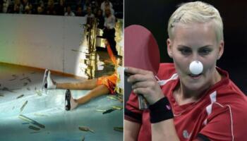 Курйозні і смішні знімки зі світу спорту