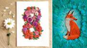 Малюємо з допомогою пластиліну. 30 чудових аплікацій та картин