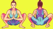 Хочете завжди молодо почуватись? Виконуйте ці вправи кожного дня і Ваш стан здоров'я значно покращиться!