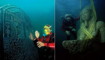 Те, що вчені знайшли на дні океану зруйнує всі стародавні міфи