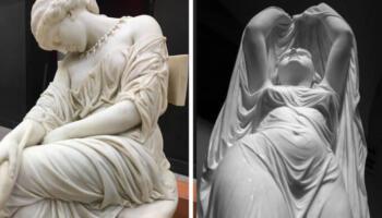 Скульптури, дивлячись на які практично неможливо повірити, що вони створені людиною