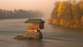 20 ізольованих будиночків, куди можна втекти від щоденної рутини (фото)