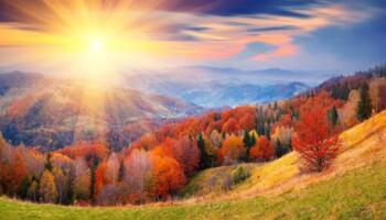 20 відтінків осені в Україні: Найдивовижніші пейзажі золотої пори року (фото)