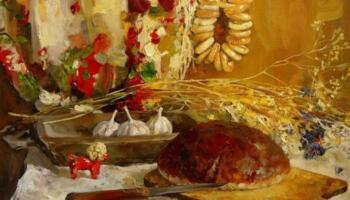 Веселі прислів'я про їжу — читати для гарного настрою