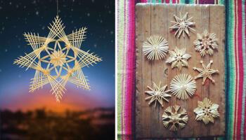 Майструємо еко-декор із соломи: 20 ідей