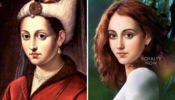 Роксолана, Клеопатра, Нефертіті та інші: дизайнер показала який вигляд мали б відомі особистості, якби жили у наш час