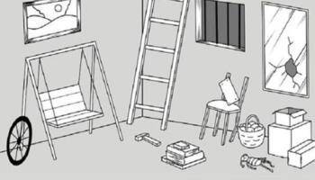 Психологічний тест: на що ви звернули увагу в кімнаті? Заглянемо у вашу підсвідомість