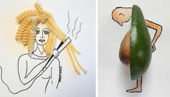 Ось що виходить при поєднанні їжі та мистецтва