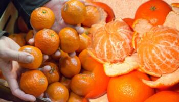Три правила, яких слід дотримуватися, щоб не купити кислі мандарини. На що саме звернути увагу