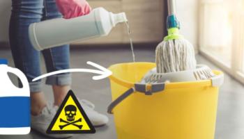 15 поширених помилок, які роблять господині під час прибирання