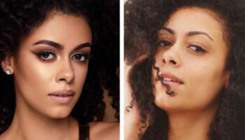 Доказ того, що учасниці конкурсів краси — чарівні і без макіяжу