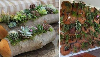 Композиції в деревині — модний еко-тренд