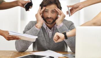 17 способів впоратись зі стресом на роботі