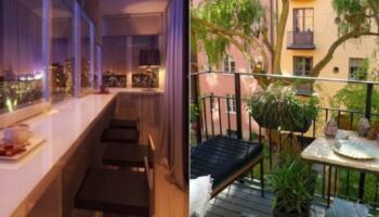 8 способів надати балкону нове життя