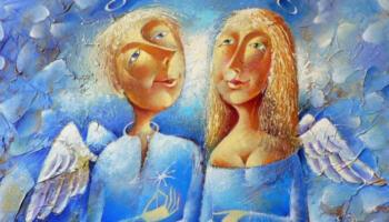 """""""Два ангели"""" –  історія про те, що всі випробування в житті даються нам не просто так"""
