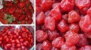 Цукати з полуниці
