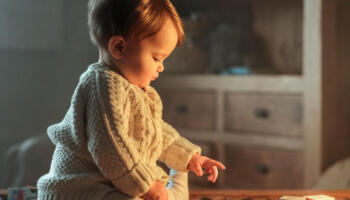 Якщо малюк зайнятий — не чіпай його! Головний секрет щасливої дитини і мами